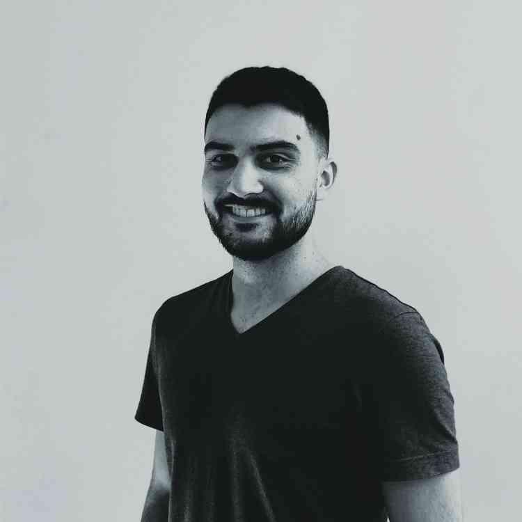 Photo of Mathieu, Developer