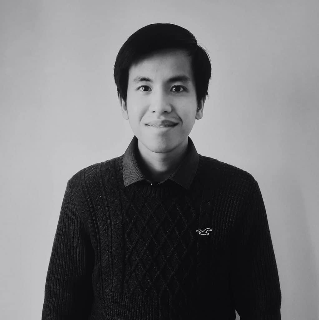 Photo of Khoa, data scientist
