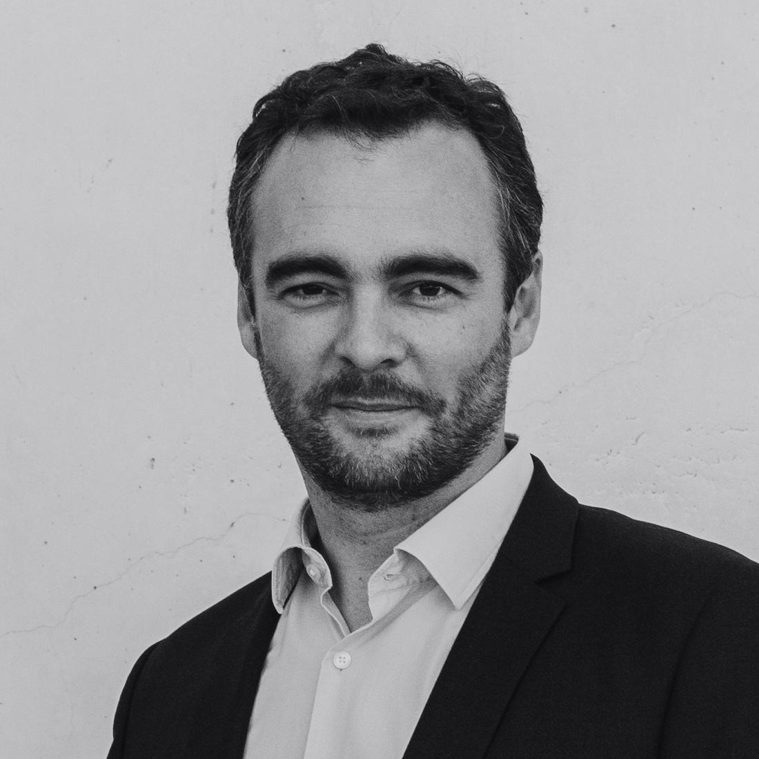 Photo of Nicolas, managing director of COR-e